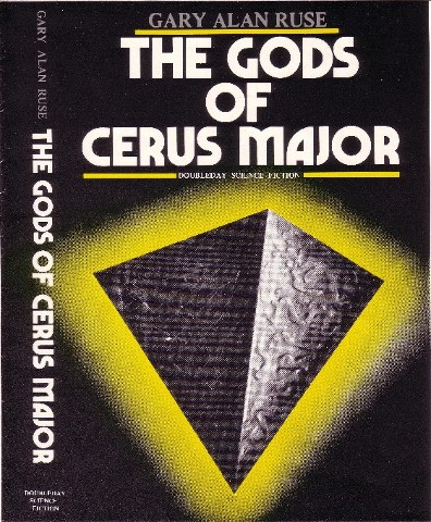 Book Cover for The Gods of Cerus Major