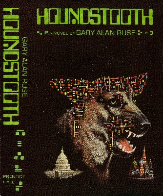 Houndstooth cover